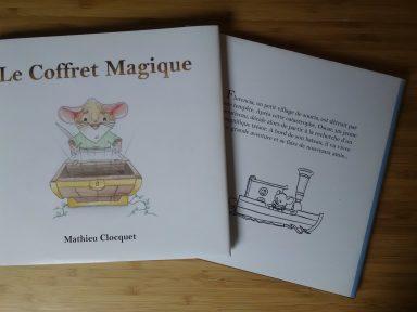 Le Coffret Magique couverture
