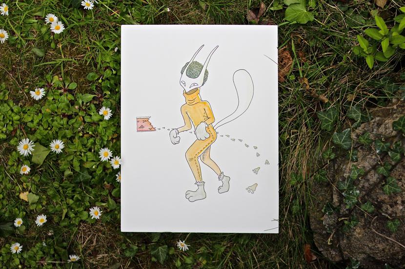 Illustration Mathieu Clocquet