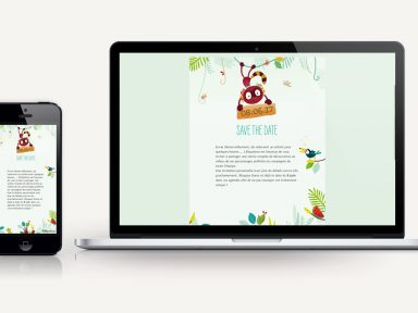 newsletter responsive Lilliputiens